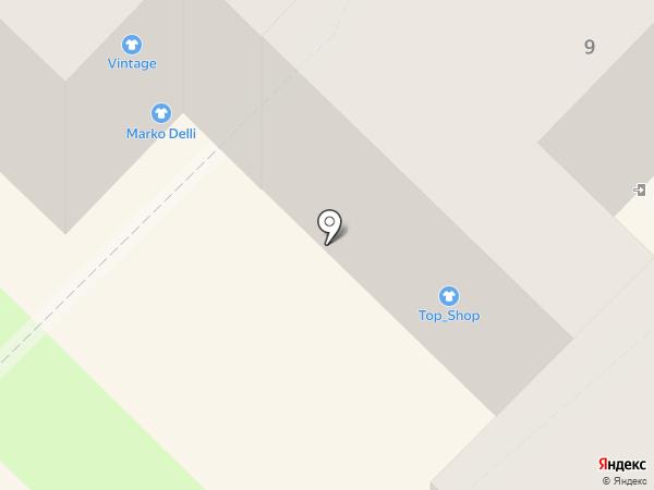 Мадам каприз на карте Туапсе
