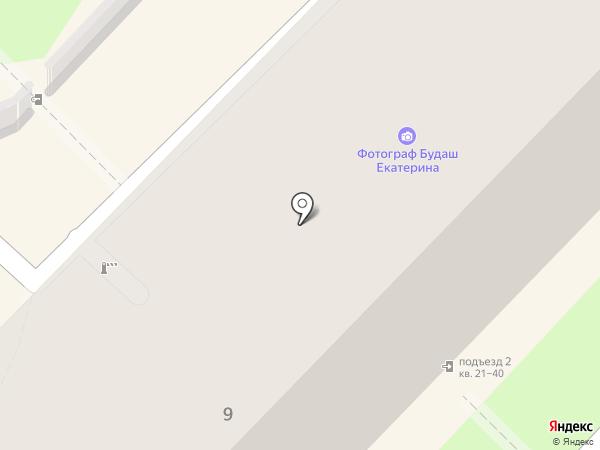 Магазин мужской одежды на карте Туапсе