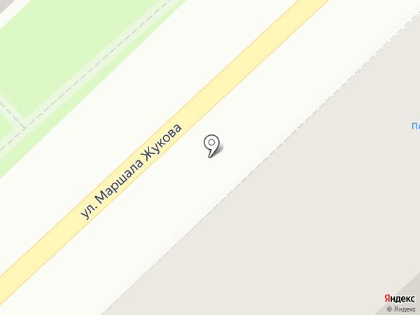 Магазин велосипедов на карте Туапсе