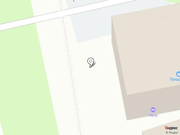 Лето на карте Туапсе