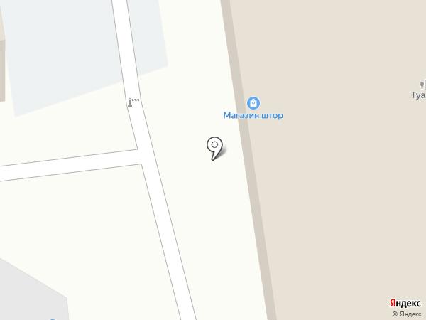 Пятачок на карте Краснодара