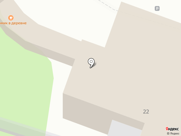 Грильная на карте Туапсе