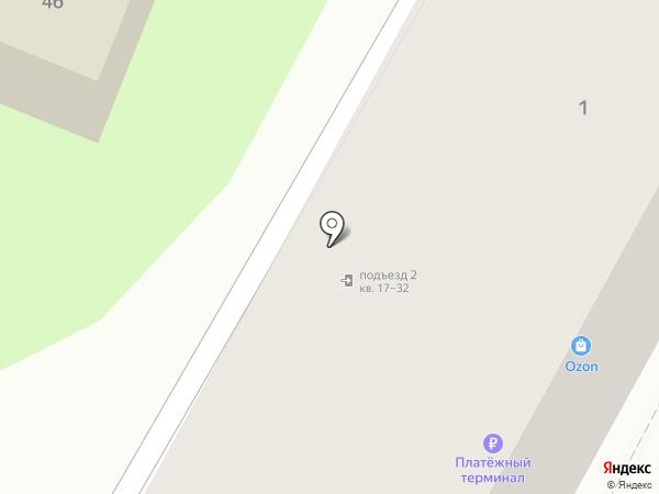 Beauty plaza & spa на карте Туапсе