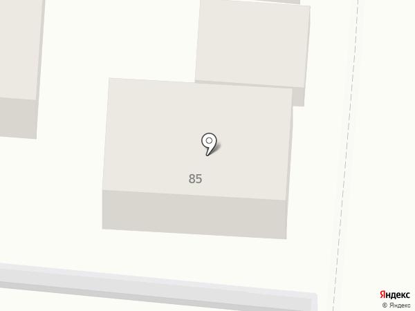 Авто Мир на карте Туапсе