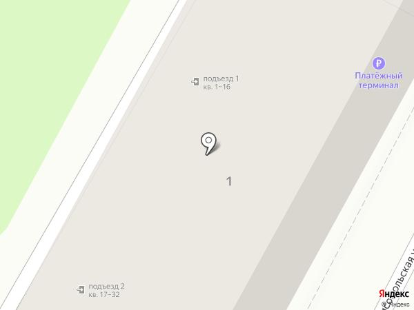 Магазин радиотоваров на карте Туапсе