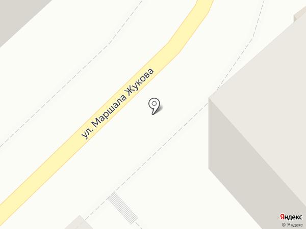 ПотОк на карте Туапсе