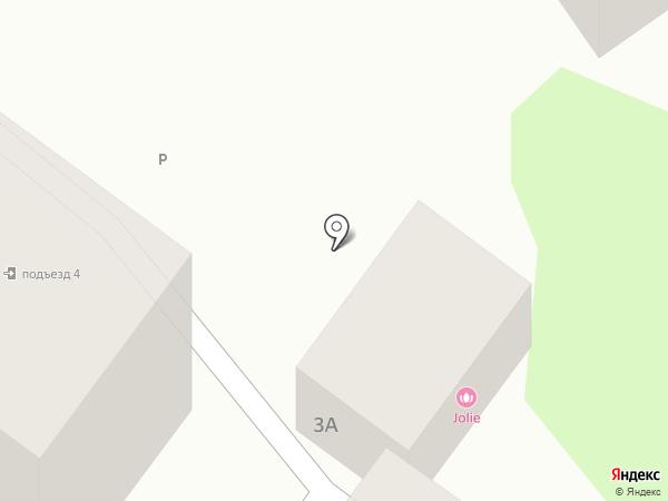 Jolie на карте Туапсе