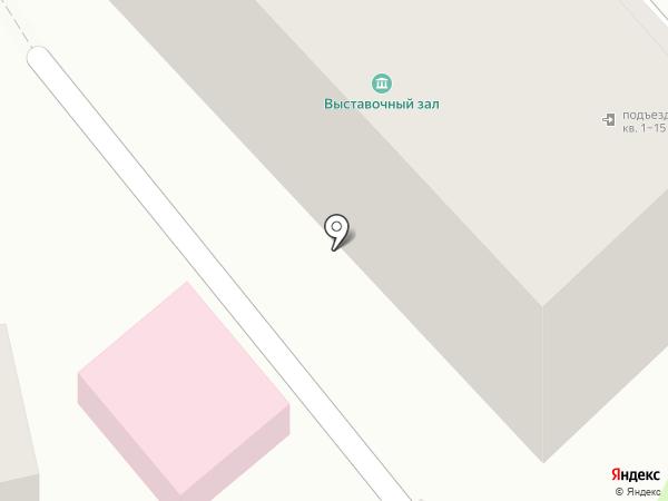 Раф-Элит на карте Туапсе