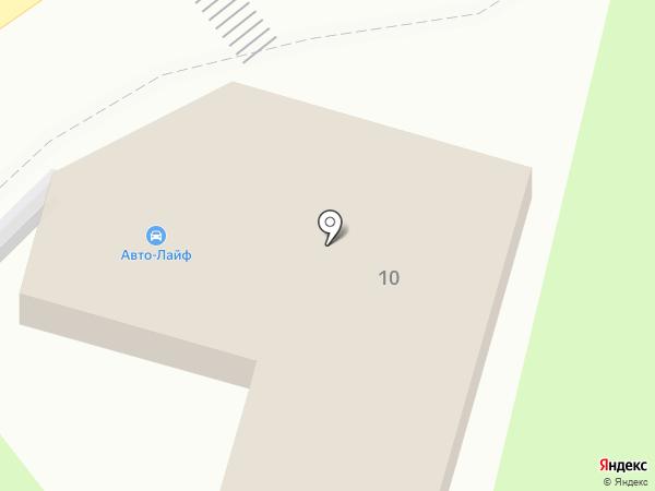 ННПЦТО на карте Туапсе