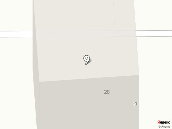 Участковый пункт полиции №4 на карте Туапсе