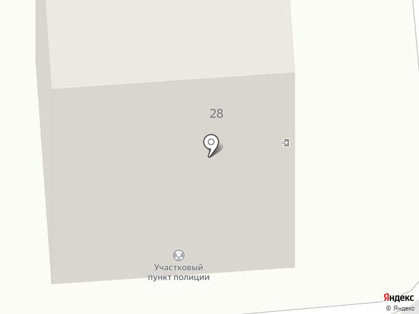 ДЮСШ №5 на карте Туапсе