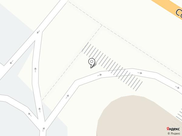 ШТУЧКИ на карте Туапсе