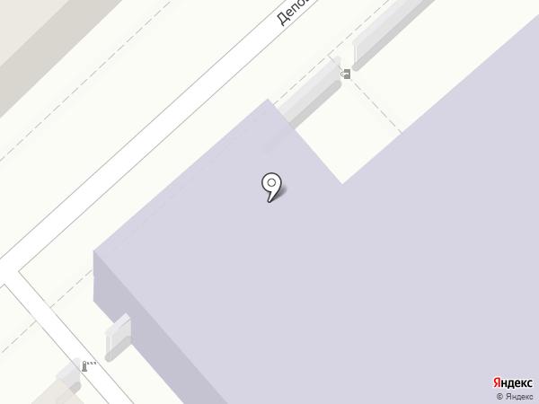 РГУПС на карте Туапсе