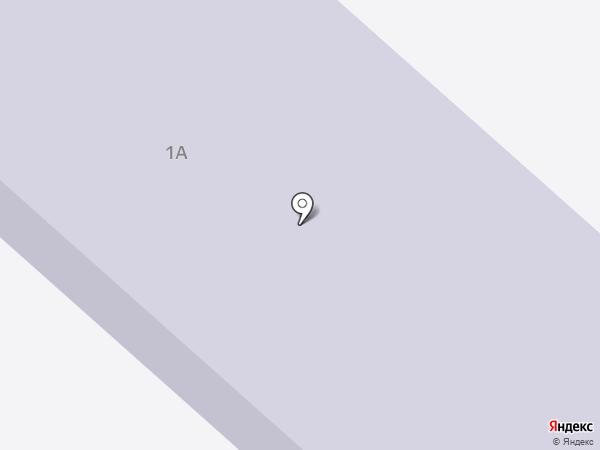 Средняя общеобразовательная школа №10 на карте Туапсе