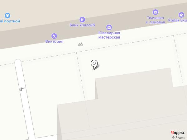 Дикая Орхидея на карте Краснодара
