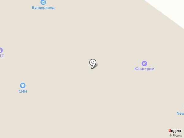 Банкомат, Банк Уралсиб на карте Туапсе