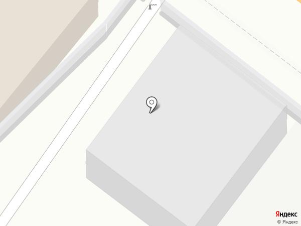 Автомагазин на карте Туапсе