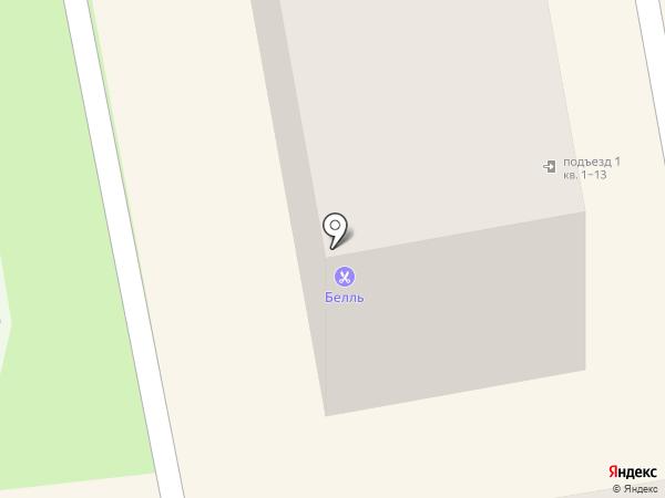 Массажный салон на карте Краснодара