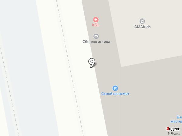 123ПЕЧАТИ на карте Краснодара
