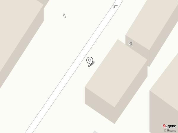 Агрокомплекс на карте Туапсе