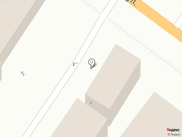 Золотой колос на карте Туапсе