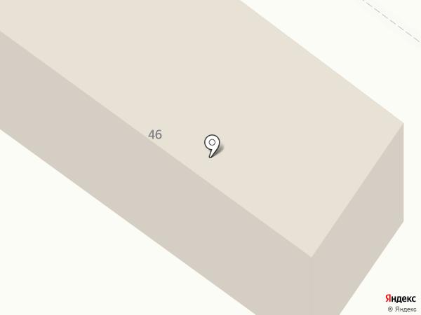 ДОСААФ России на карте Туапсе