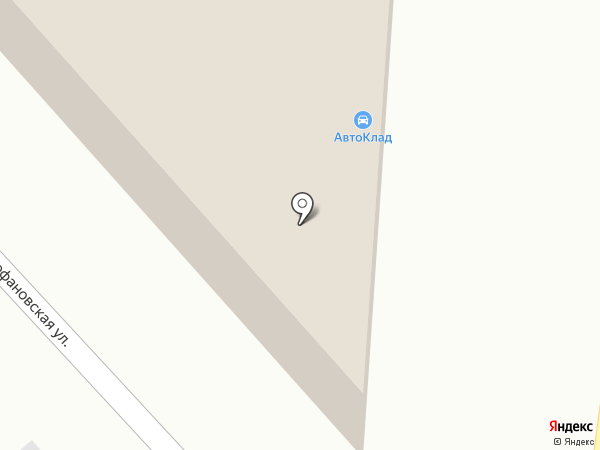 Лей-ка на карте Воронежа