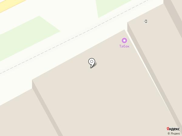 А-Шайка на карте Краснодара