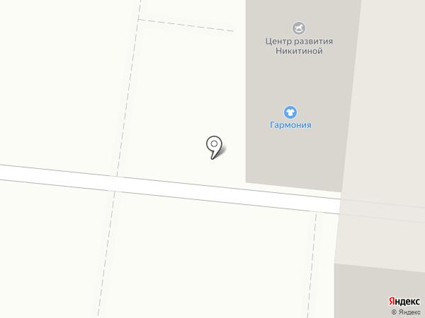 Гармония на карте Воронежа