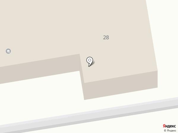 Производственная фирма на карте Тлюстенхабля