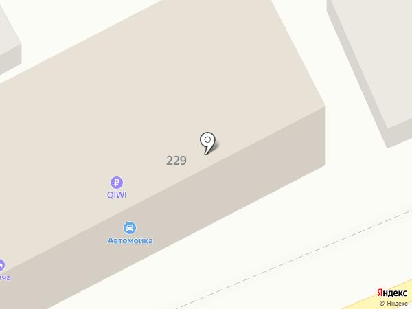 Кунг-фу Панда на карте Краснодара