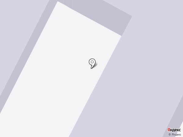 Средняя общеобразовательная школа №8 на карте Туапсе