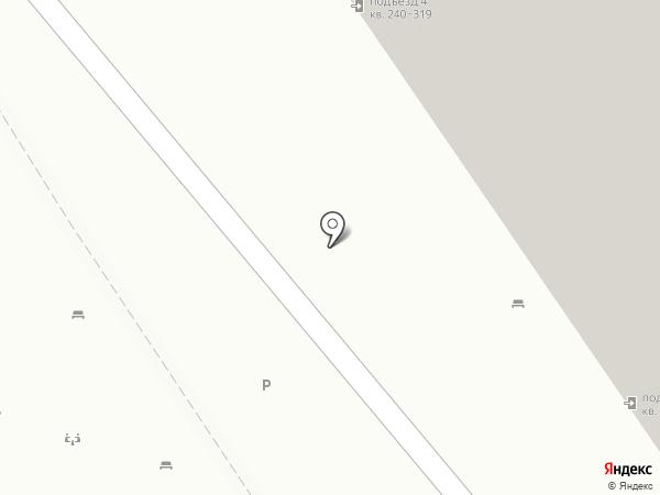 Тропиканка на карте Краснодара