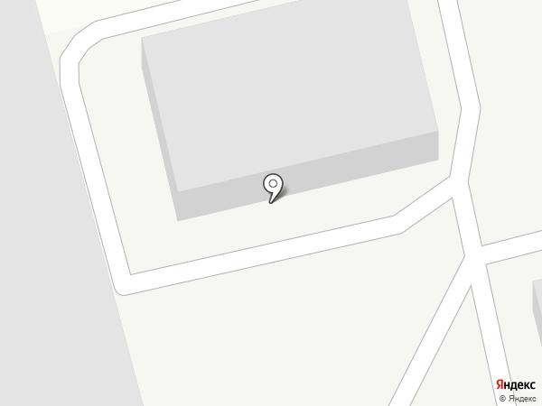 Autotime на карте Воронежа