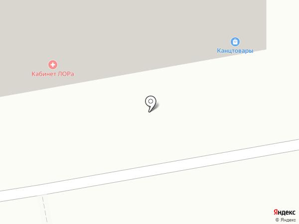 ОРТОПЕД и Я на карте Краснодара