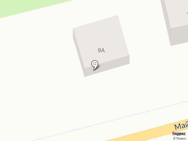 ЮМК на карте Туапсе