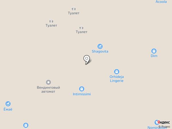 Olivero Detti на карте Краснодара