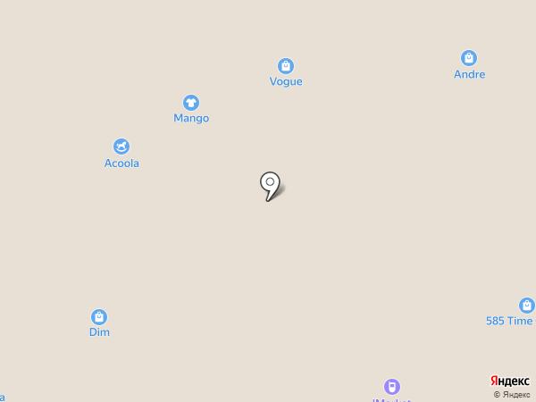 Favori на карте Краснодара