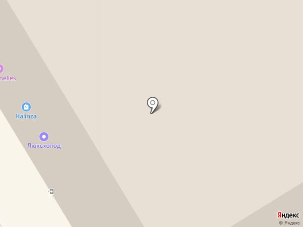 Мясная Ферма на карте Краснодара
