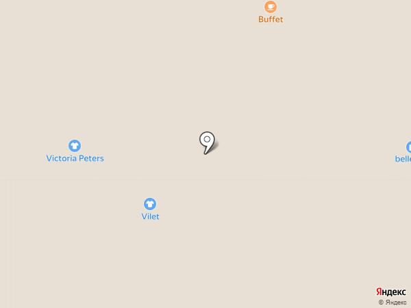 DS на карте Краснодара