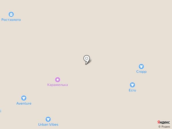 LU LU на карте Краснодара