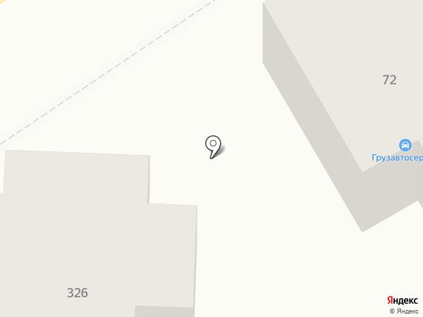 КаменьСтрой на карте Краснодара