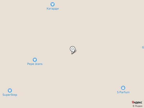 Finn Flare на карте Краснодара