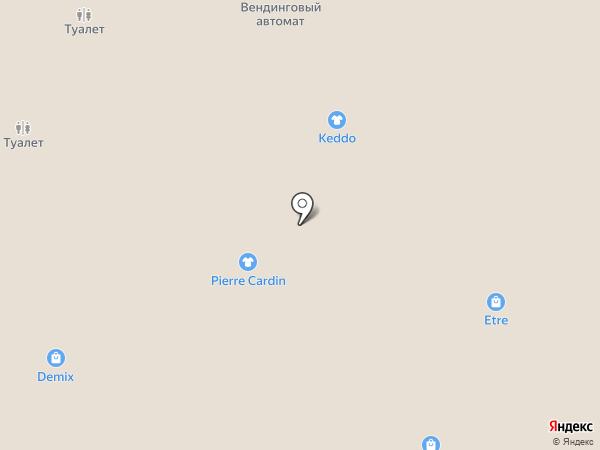 Mario Mikke на карте Краснодара