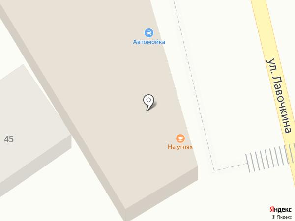 VBEL-Motors на карте Краснодара