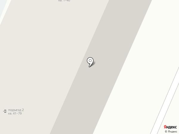 Комплекс на карте Воронежа