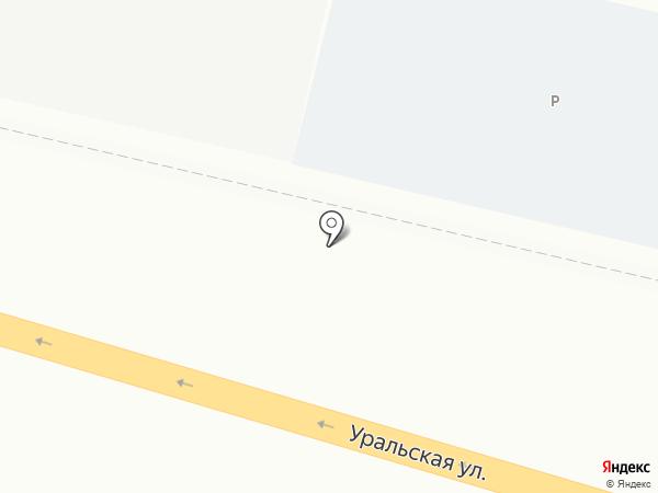 PSA SERVICE на карте Краснодара