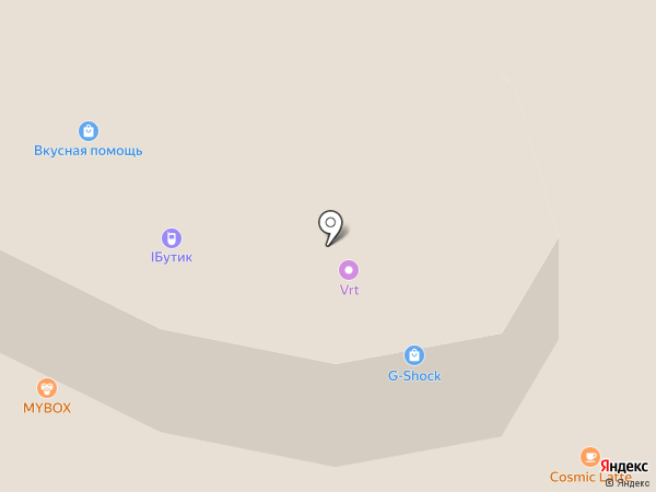Shagovita на карте Краснодара