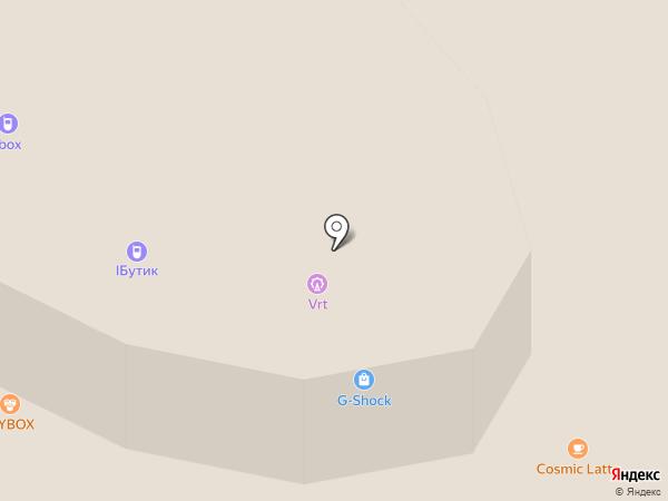 IБутик на карте Краснодара