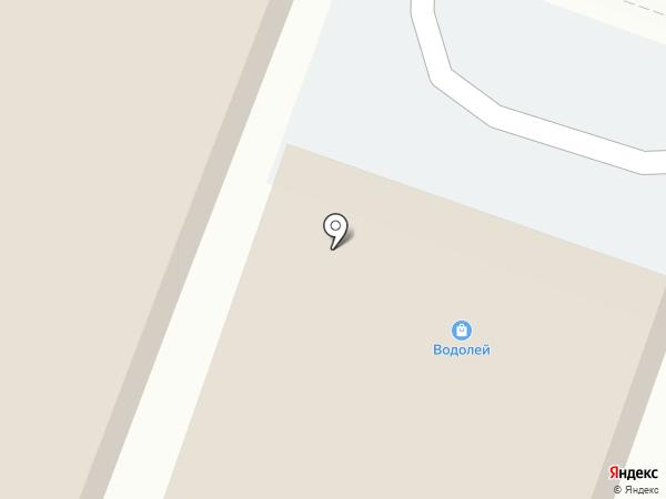 Центр светодиодов на карте Краснодара